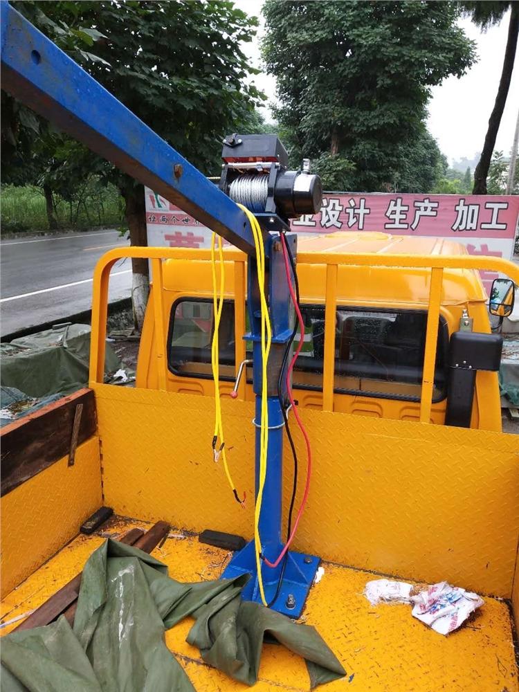 12V小型吊运机
