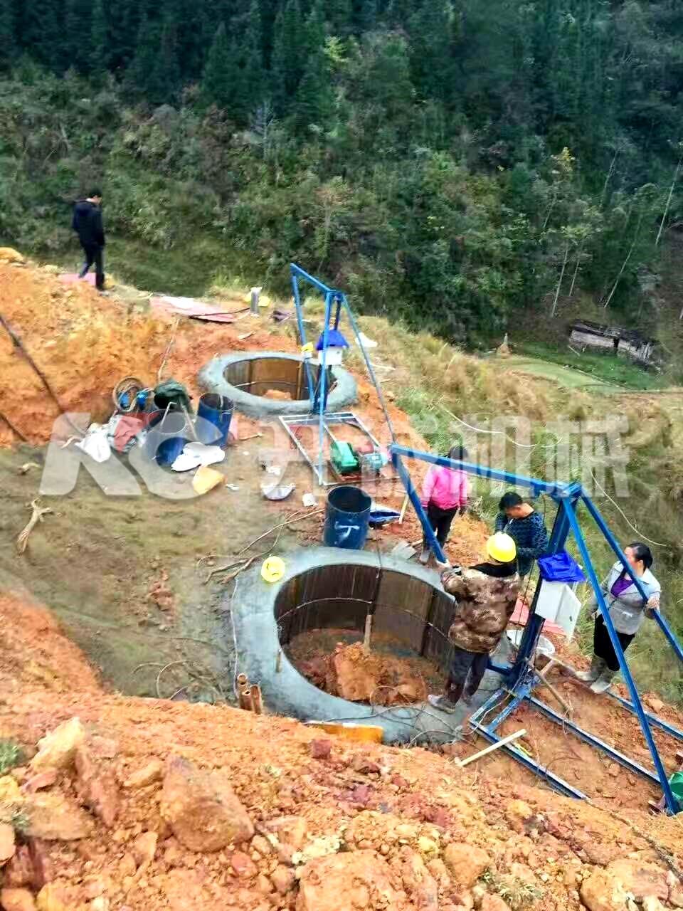 人工挖孔桩设备